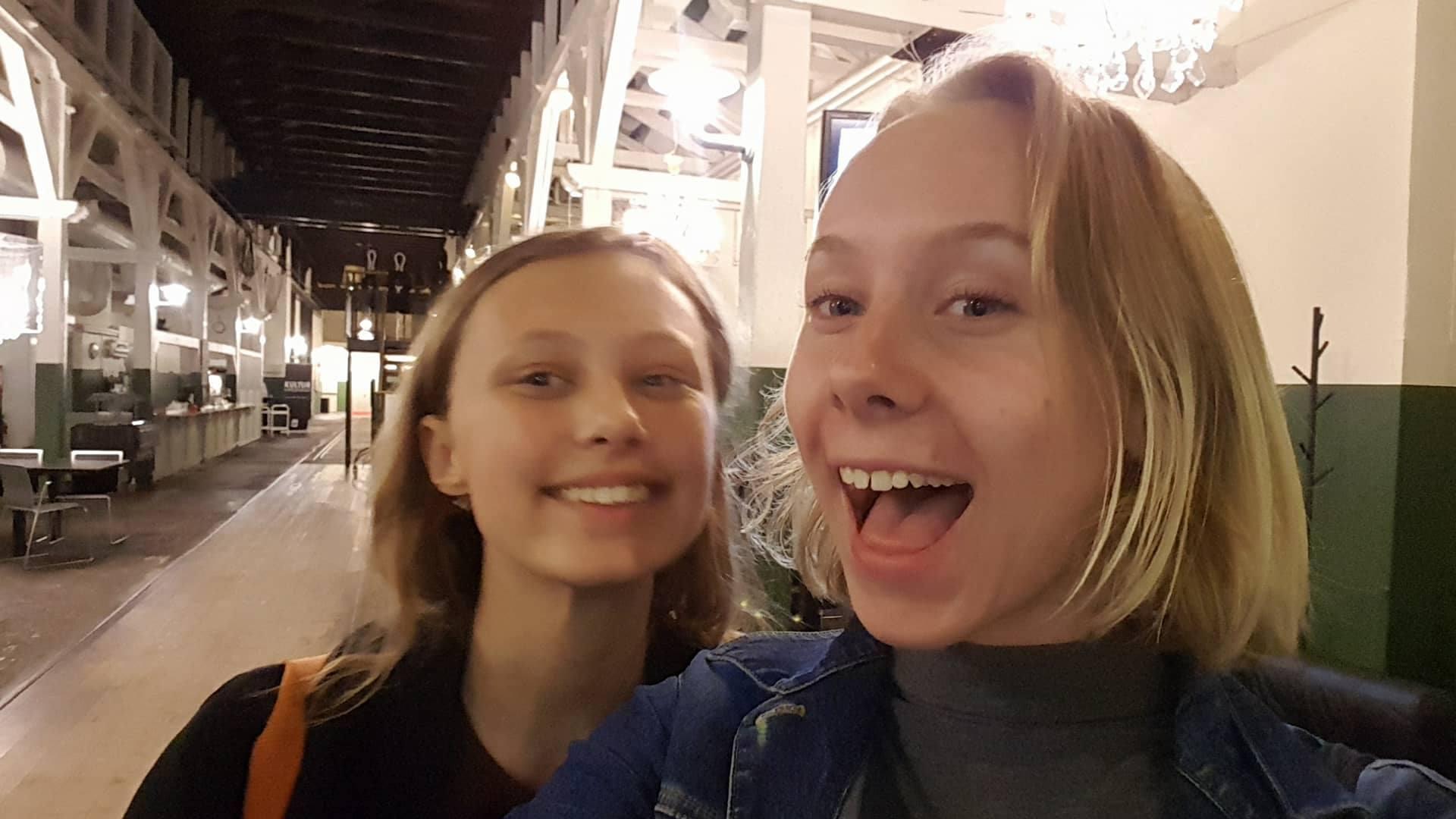 Clara & Moa