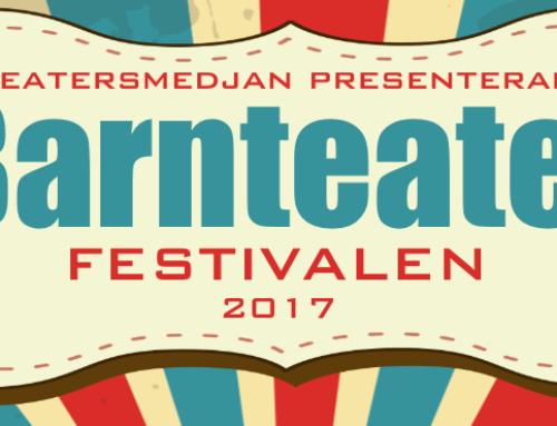 Teatersmedjan släpper lös sina barngrupper under 2017 års Barnteaterfestival!
