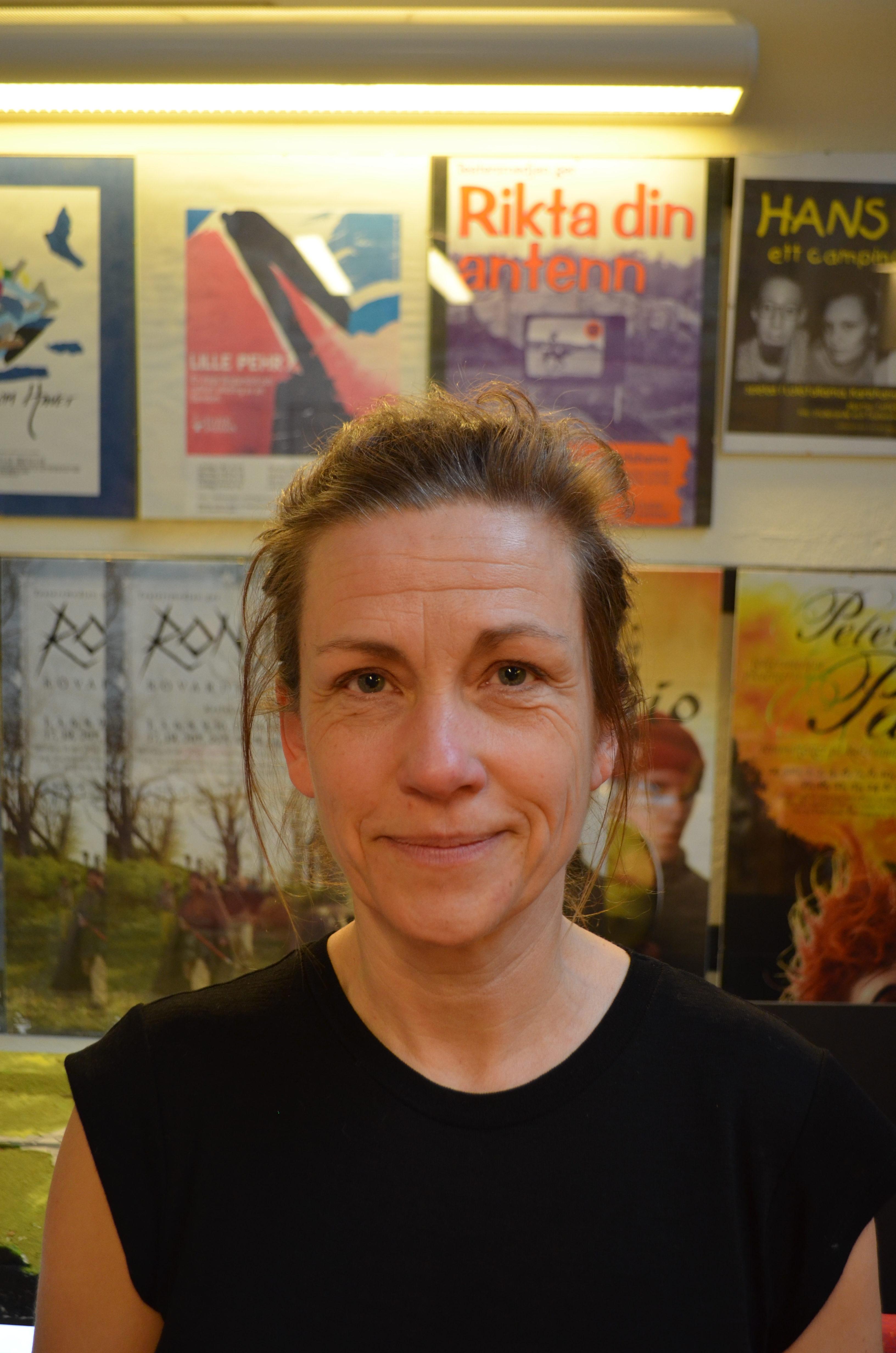 Sanne Dahlström