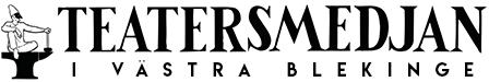 Teatersmedjan i Västra Blekinge Logo