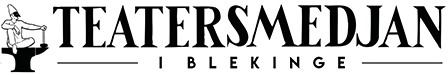 Teatersmedjan i Blekinge Logo