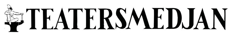Teatersmedjan i Blekinge Logotyp